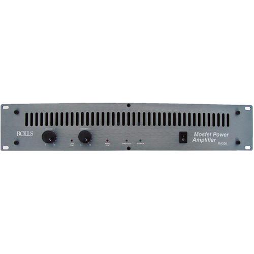 Rolls RA200 Power Amplifier
