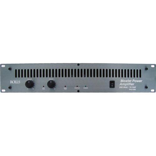 Rolls RA2100b Amplifier