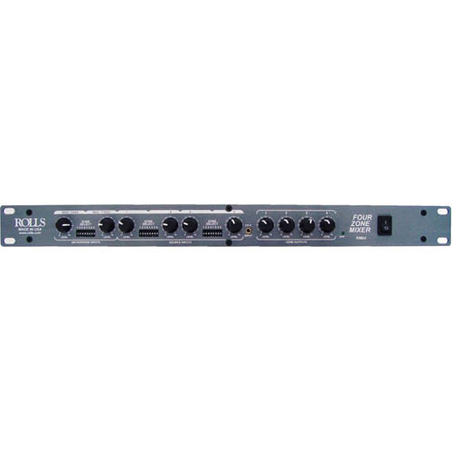 Rolls RM64 - Four Zone Mixer