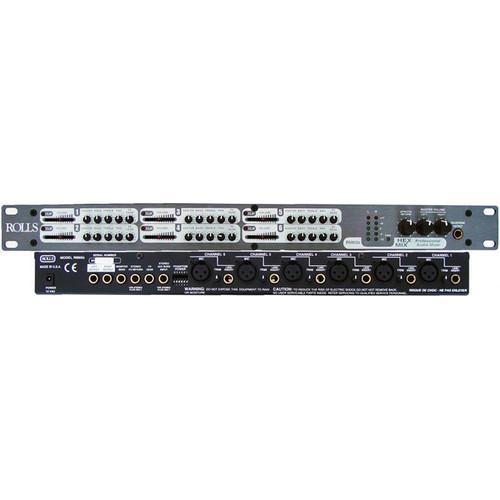 Rolls RM65B Audio Mixer