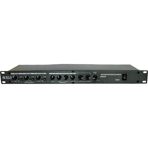 Rolls RM67 Mic/Source Mixer