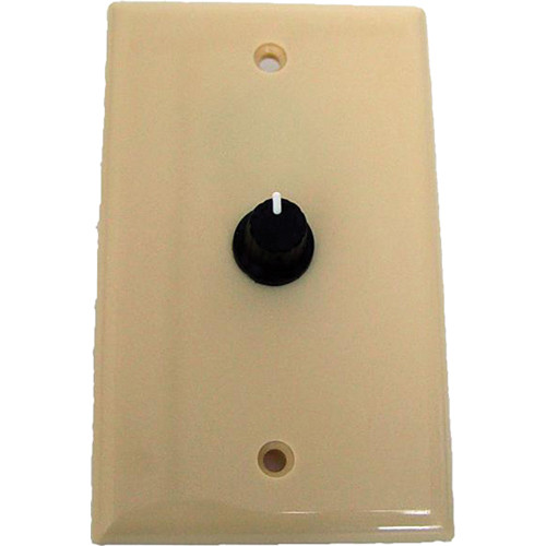 Rolls WP37 SIngle Volume Control Wall Plate