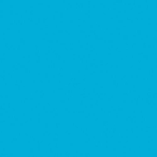 """Rosco #72 Filter - Azure Blue - 24""""x25'"""