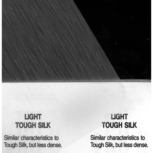 "Rosco Roscolux #160 Filter - Light Tough Silk - 24""x25' Roll"