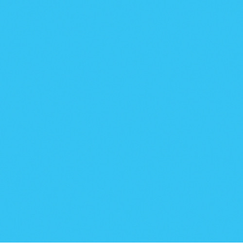"Rosco Roscolux #369 Tahitian Blue - 24""x25' Roll"