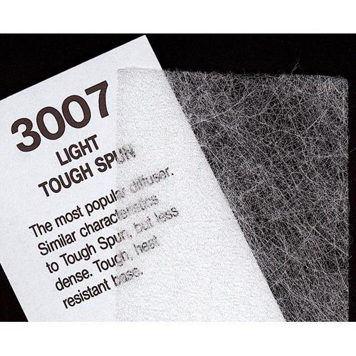 "Rosco #3007 Filter - Light Tough Spun - 48""x25'"