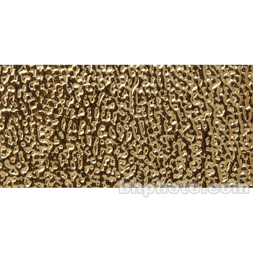 "Rosco Cinegel Reflection Material - Roscoflex Gold Tinted (G) (48"" x 25' Roll)"