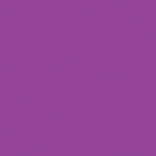 "Rosco E-Colour+ #797 Deep Purple (21 x 24"") Sheet"