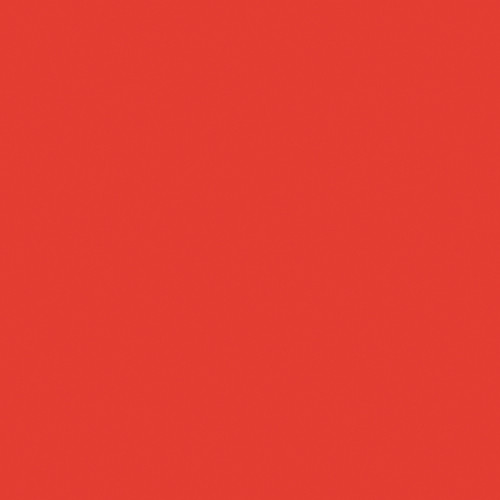 """Rosco CalColor #4660 Filter - Red (2 Stop) - 48""""x25' Roll"""