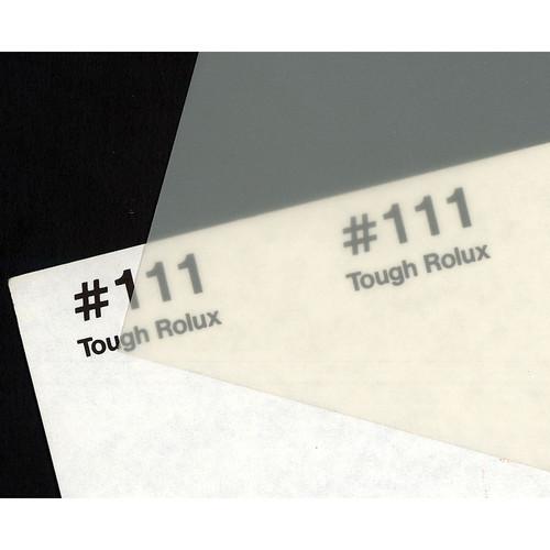 Rosco Fluorescent Lighting Sleeve/Tube Guard (#111 Tough Rolux, 2' Long)