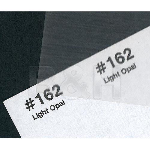 Rosco Fluorescent Lighting Sleeve/Tube Guard (#162 Light Opal, 2' Long)