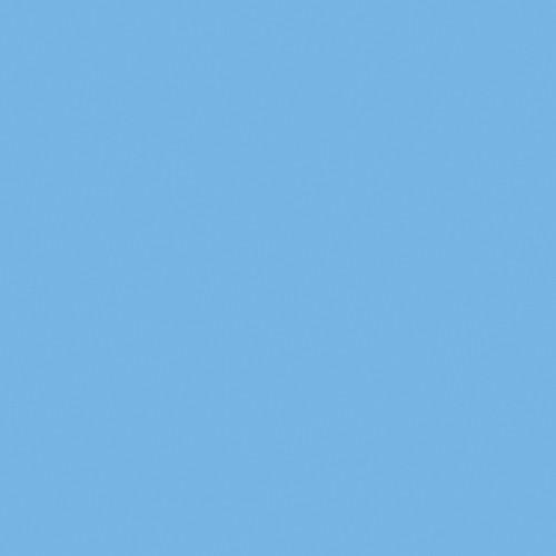 Rosco Fluorescent Lighting Sleeve/Tube Guard (E-Colour #E5202 Max Blue, 2' Long)