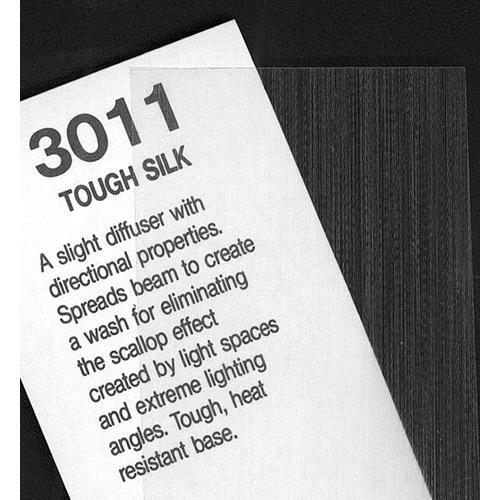 Rosco Fluorescent Lighting Sleeve/Tube Guard (#3011 Tough Silk, 2' Long)