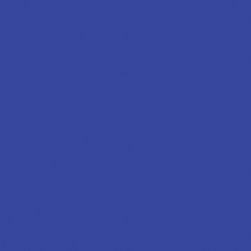 Rosco Fluorescent Lighting Sleeve/Tube Guard (#384 Midnight Blue, 2'  Long)