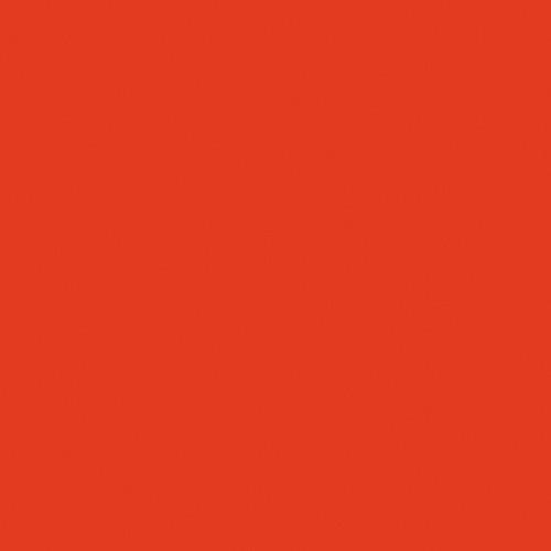 Rosco Fluorescent Lighting Sleeve/Tube Guard (CalColor #4690 Red 3, 2' Long)