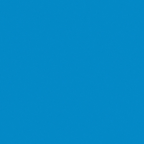 Rosco Fluorescent Lighting Sleeve/Tube Guard (#64 Light Steel Blue, 2'  Long)