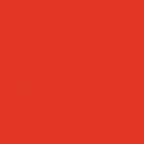Rosco Fluorescent Lighting Sleeve/Tube Guard ( #19 Fire, 3' Long)