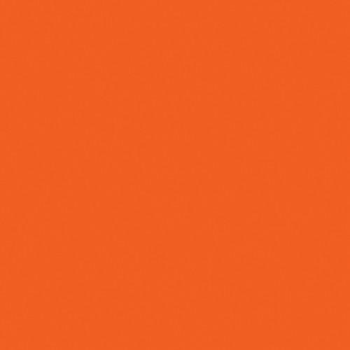 Rosco Fluorescent Lighting Sleeve/Tube Guard ( #23 Orange, 3' Long)