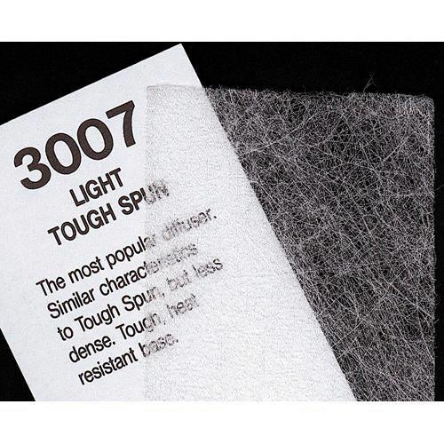 Rosco Fluorescent Lighting Sleeve/Tube Guard ( #3007 Light Tough Spun, 3' Long)