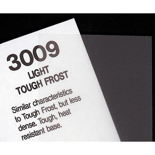 Rosco Fluorescent Lighting Sleeve/Tube Guard ( #3009 Light Tough Frost, 3' Long)