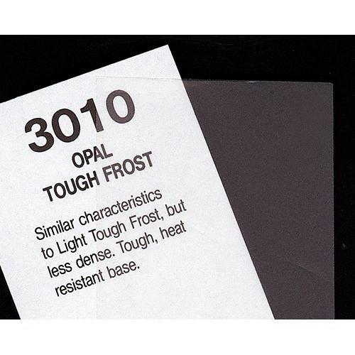 Rosco Fluorescent Lighting Sleeve/Tube Guard ( #3010 Opal Tough Frost, 3' Long)