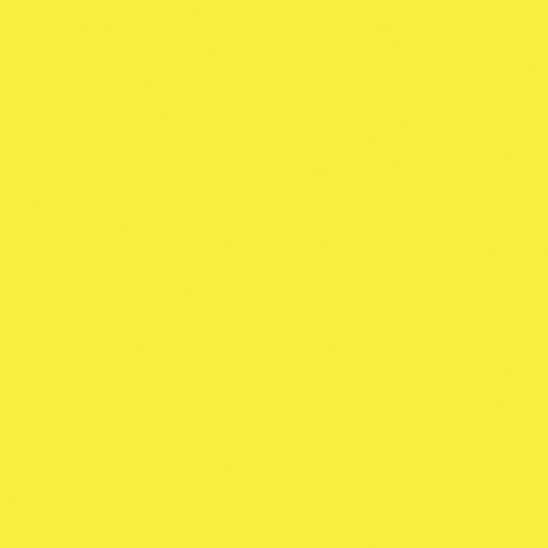 Rosco Fluorescent Lighting Sleeve/Tube Guard ( #310 Daffodil, 3' Long)