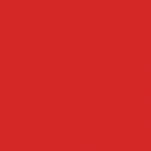 Rosco Fluorescent Lighting Sleeve/Tube Guard ( #324 Gypsy Red, 3' Long)