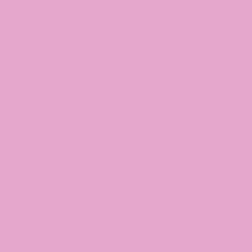 Rosco Fluorescent Lighting Sleeve/Tube Guard ( #337 True Pink, 3' Long)