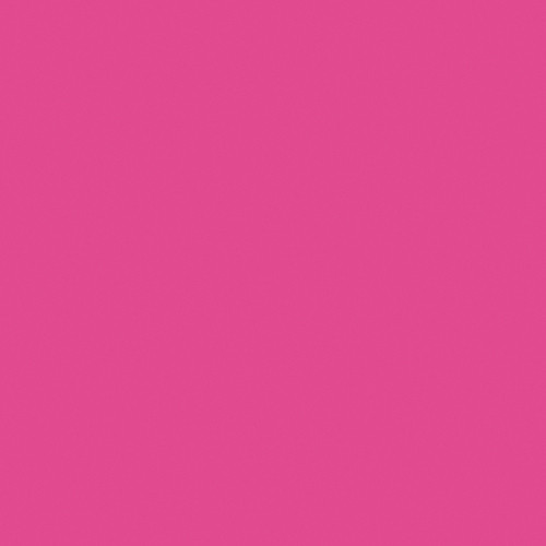 Rosco Fluorescent Lighting Sleeve/Tube Guard ( #343 Neon Pink, 3' Long)