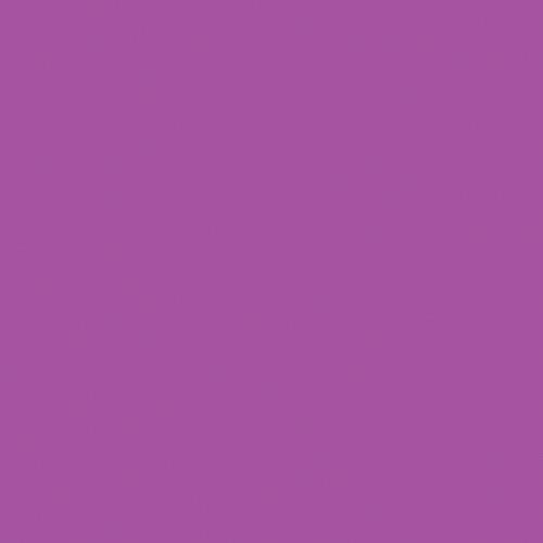 Rosco Fluorescent Lighting Sleeve/Tube Guard ( #344 Follies Pink, 3' Long)