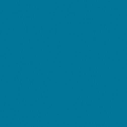 Rosco Fluorescent Lighting Sleeve/Tube Guard ( #376 Bermuda Blue, 3' Long)