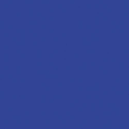 Rosco Fluorescent Lighting Sleeve/Tube Guard ( #381 Baldassari Blue, 3' Long)