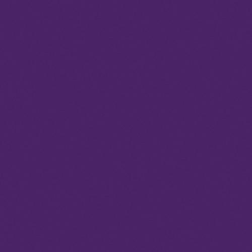 Rosco Fluorescent Lighting Sleeve/Tube Guard ( #49 Medium Purple, 3' Long)