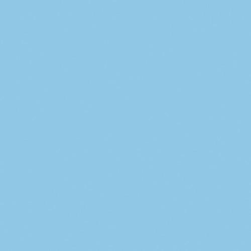 Rosco Fluorescent Lighting Sleeve/Tube Guard ( #61 Mist Blue, 3' Long)