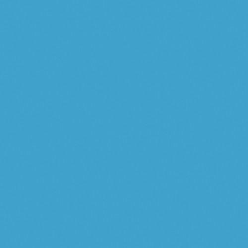 Rosco Fluorescent Lighting Sleeve/Tube Guard ( #62 Booster Blue, 3' Long)