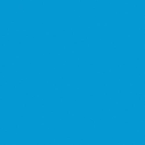 Rosco Fluorescent Lighting Sleeve/Tube Guard ( #65 Daylight Blue, 3' Long)