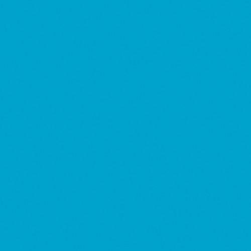 Rosco Fluorescent Lighting Sleeve/Tube Guard ( #70 Nile Blue, 3' Long)