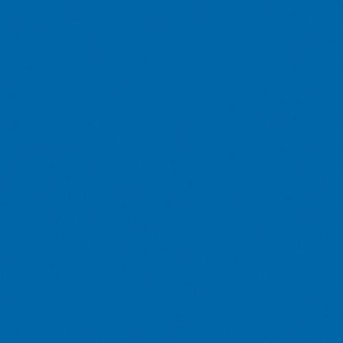 Rosco Fluorescent Lighting Sleeve/Tube Guard ( #79 Bright Blue, 3' Long)