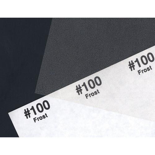 Rosco Fluorescent Lighting Sleeve/Tube Guard (#100 Frost, 3' Long)