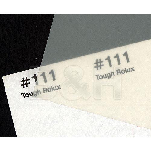 Rosco Fluorescent Lighting Sleeve/Tube Guard (#111 Tough Rolux, 3' Long)