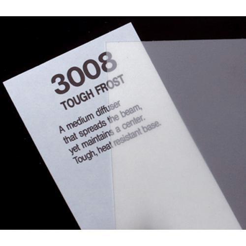 Rosco Fluorescent Lighting Sleeve/Tube Guard (#3008 Tough Frost, 3' Long)