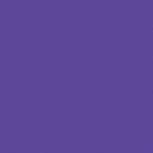Rosco Fluorescent Lighting Sleeve/Tube Guard (#356 Middle Lavender, 3' Long)