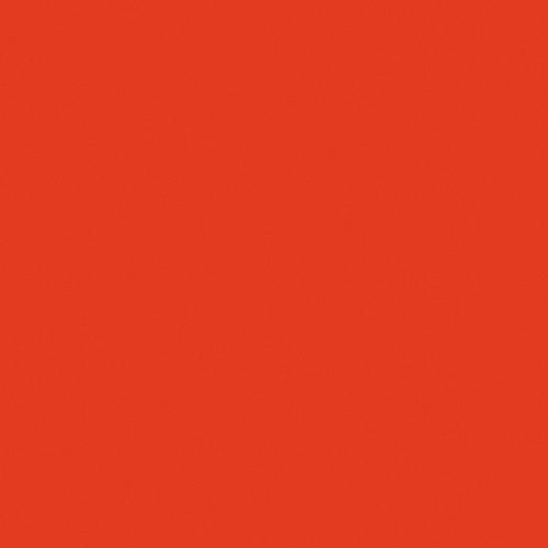 Rosco Fluorescent Lighting Sleeve/Tube Guard (CalColor #90 Red , 3' Long)
