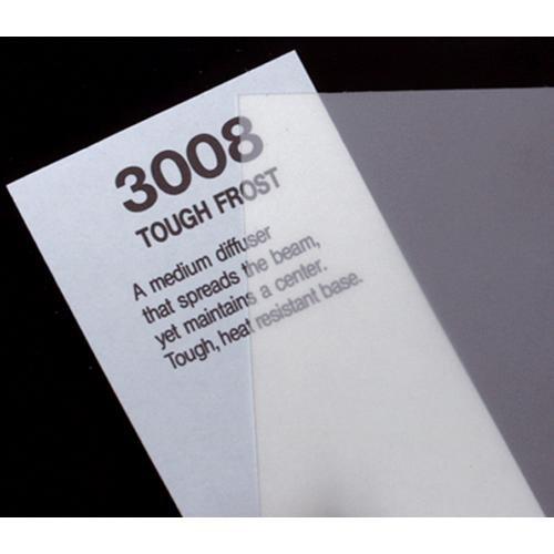 Rosco Fluorescent Lighting Sleeve/Tube Guard (#3008 Tough Frost ,4' Long)