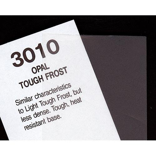 Rosco Fluorescent Lighting Sleeve/Tube Guard (#3010 Opal Tough Frost ,4' Long)