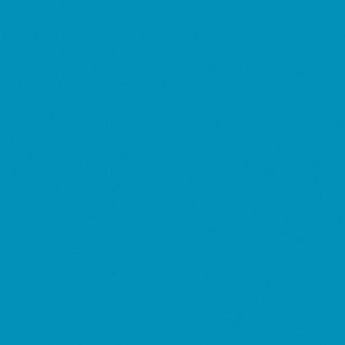 Rosco Fluorescent Lighting Sleeve/Tube Guard (#71 Sea Blue ,4' Long)