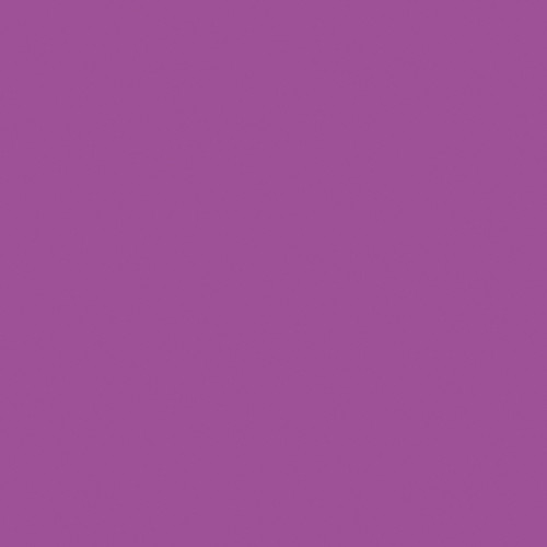 Rosco Fluorescent Lighting Sleeve/Tube Guard (#2010 Magenta, 4' Long)