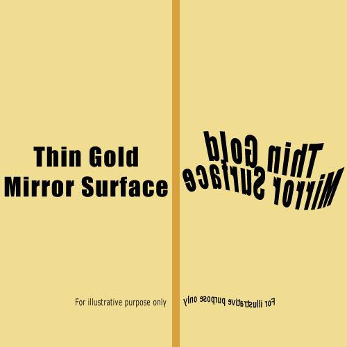 Rosco Fluorescent Lighting Sleeve/Tube Guard (#3814 Thin Mirror G, 4'  Long)