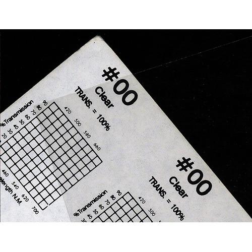 Rosco #00 Clear T5 RoscoSleeve (5')