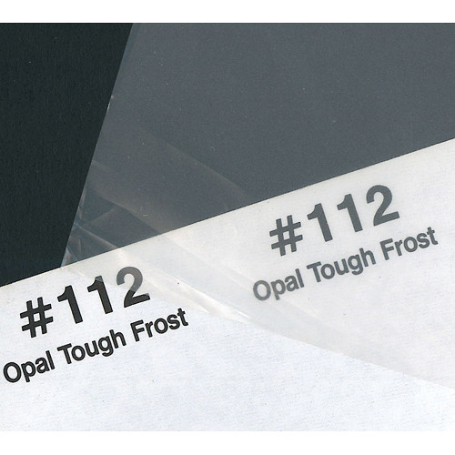 "Rosco RoscoSleeve T5 x 60""(#112 Opal Tough Frost)"